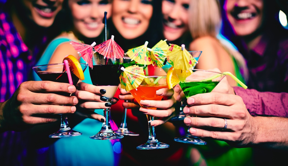 Hen weekend package deal in Barcelona, Cocktail Heaven