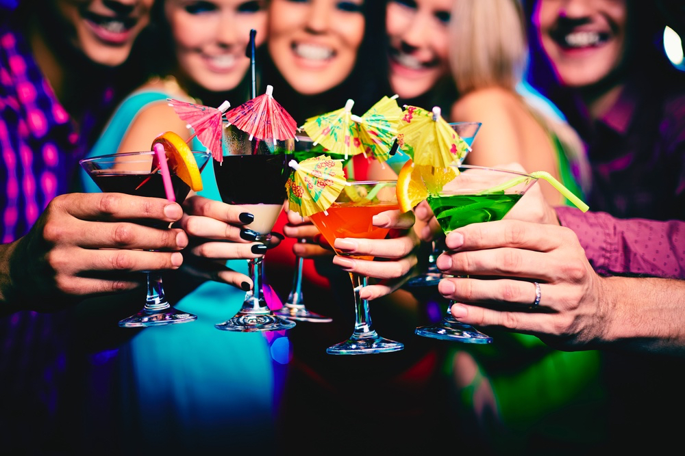 Hen weekend in Bournemouth package deal, Mix N Match