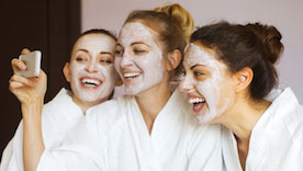 Hen Weekend package deal in Bournemouth, Pamper Pals