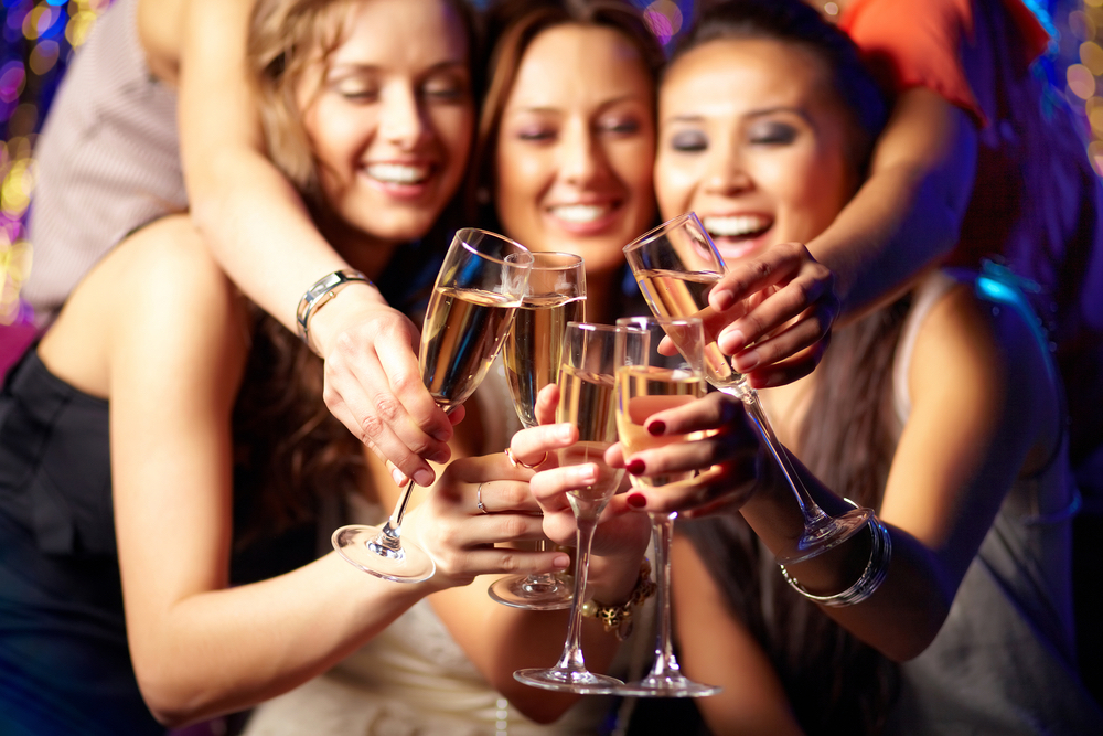 Hen weekend in Bournemouth package deal, Upper Class