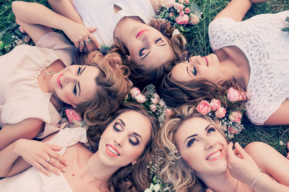 Hen weekend in Bournemouth package deal, Bridesmaids