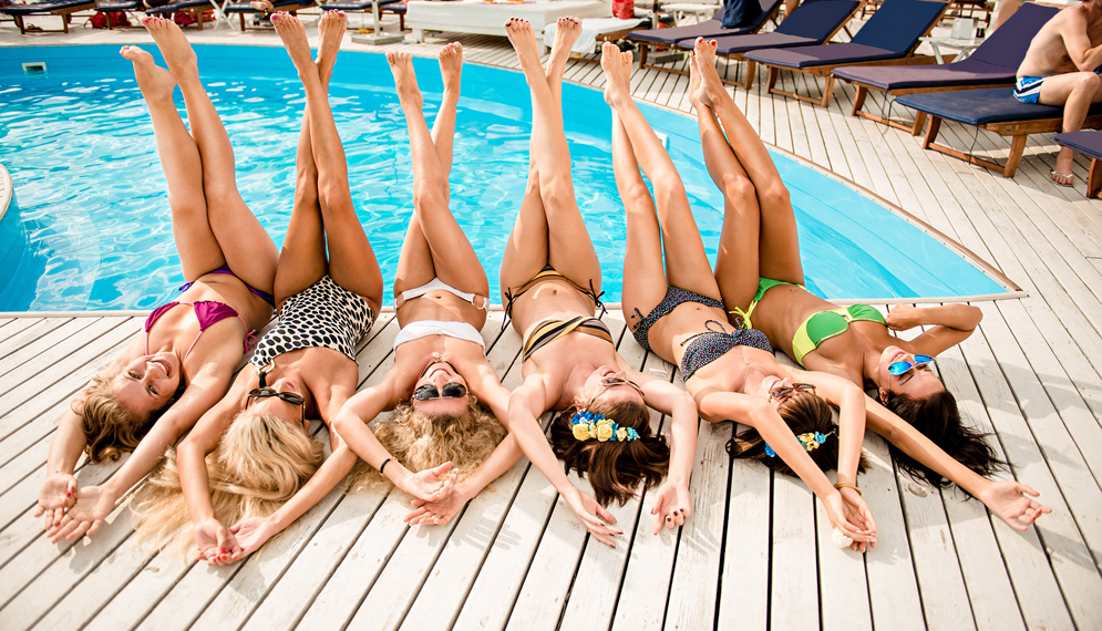 Hen weekend package deal in Marbella, Marbella Mates