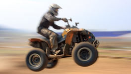 mixed weekend in Albufeira package deal, Karts or Quads
