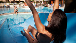 Mixed weekend package deal in Barcelona, Water Spa