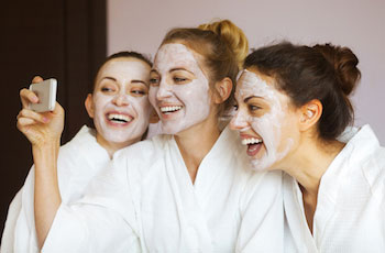 Mixed weekend package deal in Bristol, Pamper Party