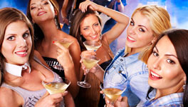 mixed weekend in Prague package deal, Party Prague