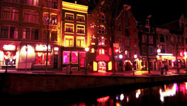 Stag weekend in Amsterdam package deal, Canal Crawl Comedy
