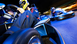 Stag weekend in Amsterdam package deal, Karts and Tarts